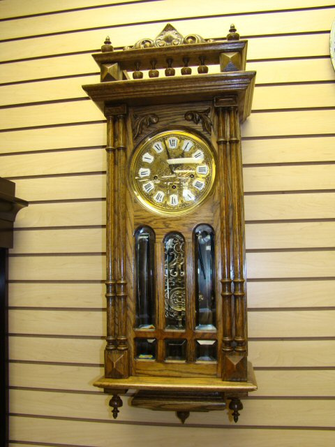 J.H. Miller II Grandfather Clock by Howard Miller