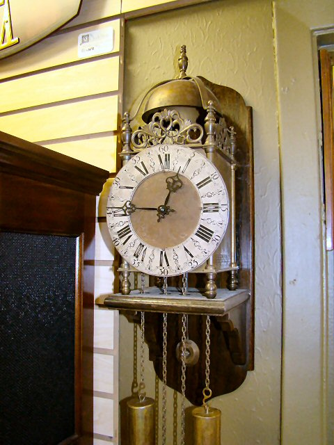 17th Century Chamber Clock Reproduction