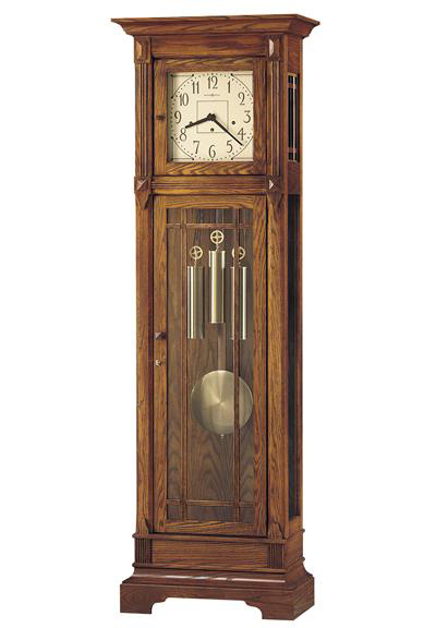 The Greene Floor Clock by Howard Miller