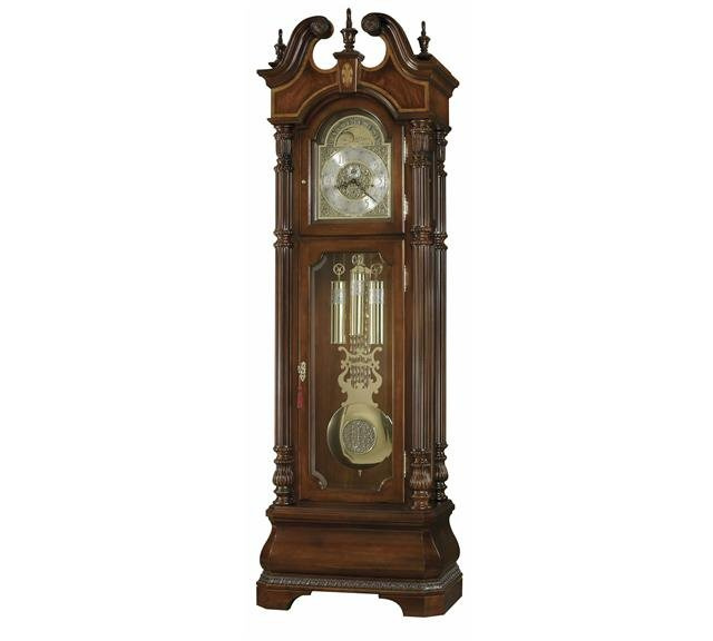 Eisenhower Grandfather Clock by Howard Miller