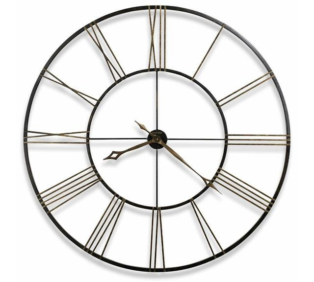 Postema Gallery Wall Clock by Howard Miller