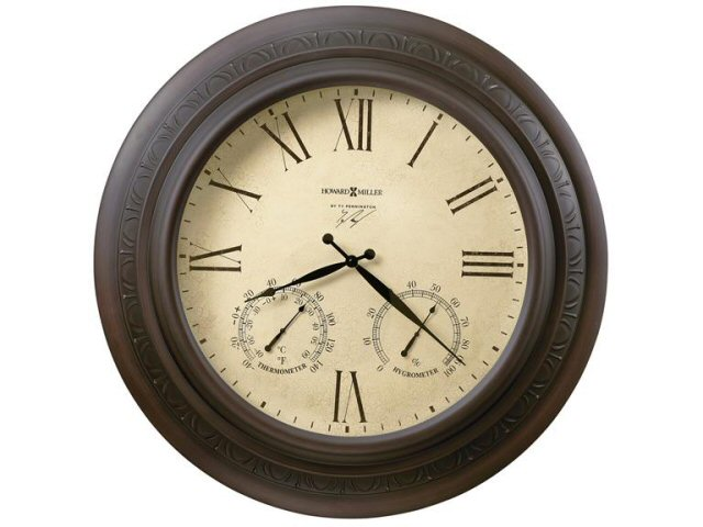 Howard Miller 625-464 Copper Harbor Gallery Clock