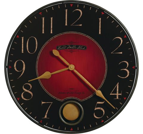 The Howard Miller Harmon Gallery Wall Clock
