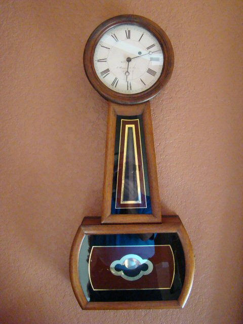 Howard No. 4 Banjo Clock