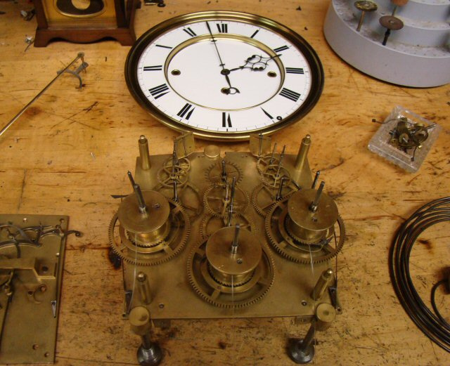 Houston Clock Repair Specialist