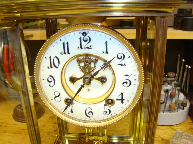 Houston Clock Repair Specialist Information