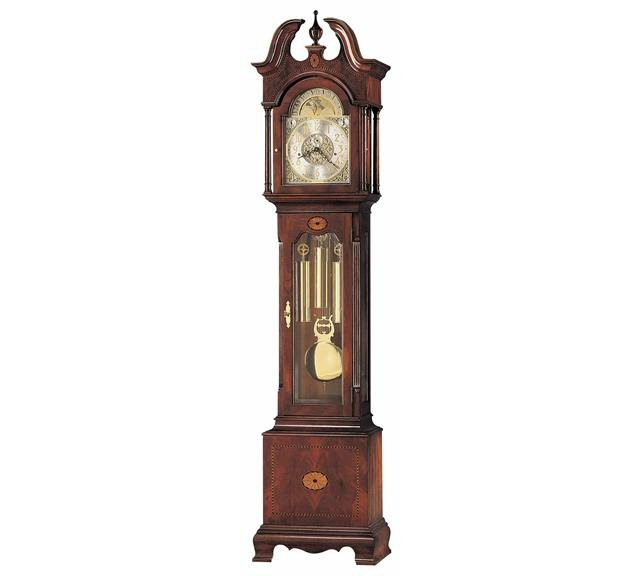 Taylor Grandfather Clock by Howard Miller