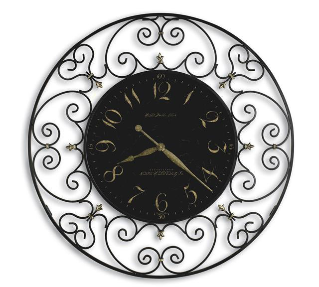 The Howard Miller  Focal Point Gallery Wall Clock