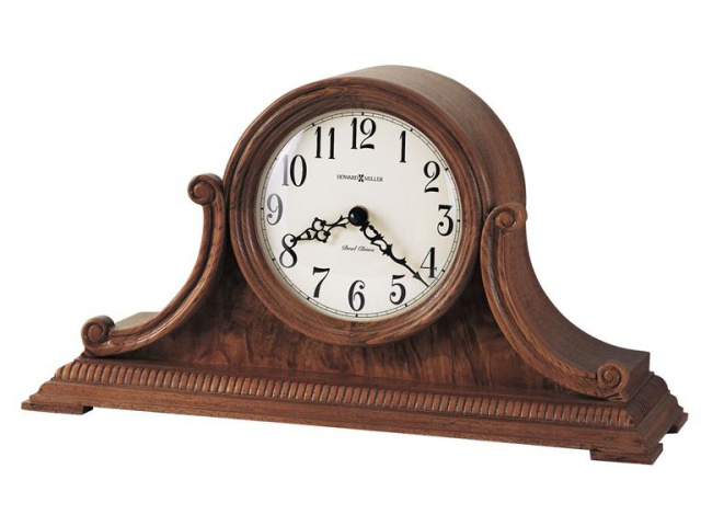 Anthony Mantle Clock