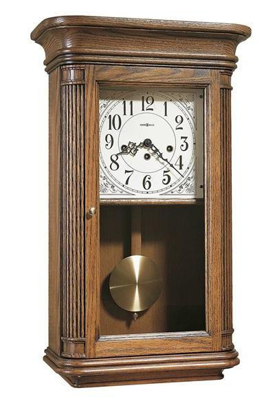 613-108 Howard Miller Sandringham Chiming Wall Clock